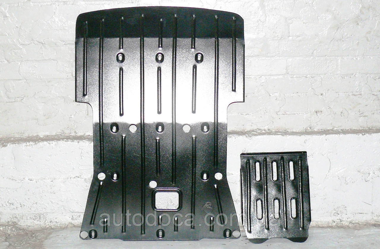 Защита картера двигателя, кпп BMW (БМВ) 7 (E65;66)  2001-2008