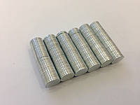Неодимовый магнит. 10х1мм