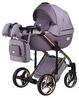 Детская коляска Adamex Luciano Polar Gold 2 в 1 Y811