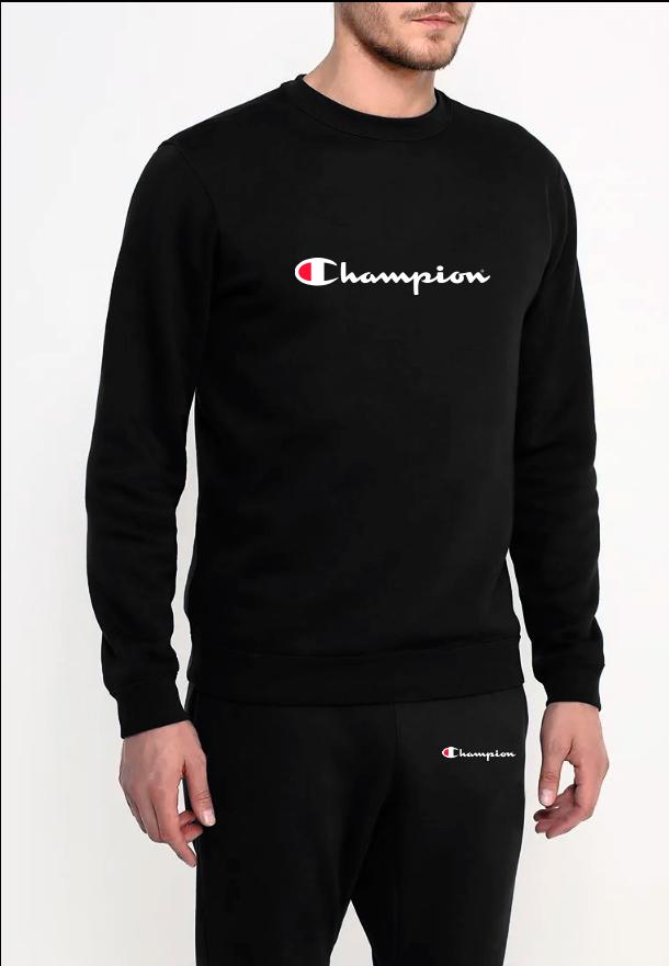 Мужской спортивный костюм реглан Champion (Чемпион)