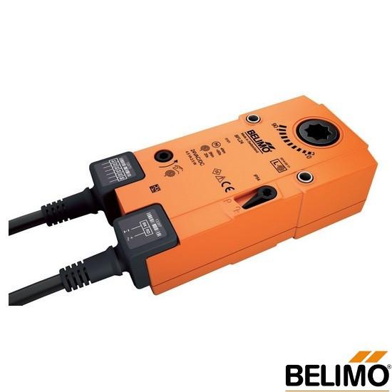 Електропривод вогнезатримуючих клапанів Belimo(Белімо) BFL24