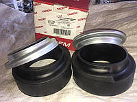 Резинки под пружины Ваз 2101 2102 2103 2104 2105 2106 2107 задние усиленные с чашками БРТ завод , фото 1