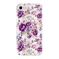 Чехол Arucase для iPhone 7 8 Ultraviolet Roses IGACUR782, КОД: 289670