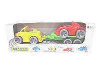 """Набор авто 39542 """"Kid cars Sport"""", 3 эл., Кабриолет + гонка, """"Тигрес"""""""