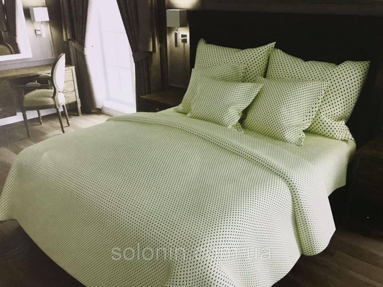Полуторное постельное бельё из бязи. Хлопок 100%.