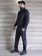 Спортивный костюм мужской Nike серый Турция реплика, фото 3
