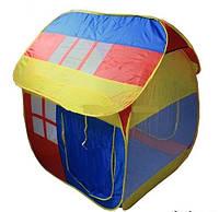 Детская палатка M 0508 домик, в сумке