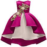 Платье бальное праздничное для девочки , фото 2