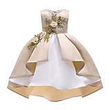 Платье бальное праздничное для девочки , фото 8