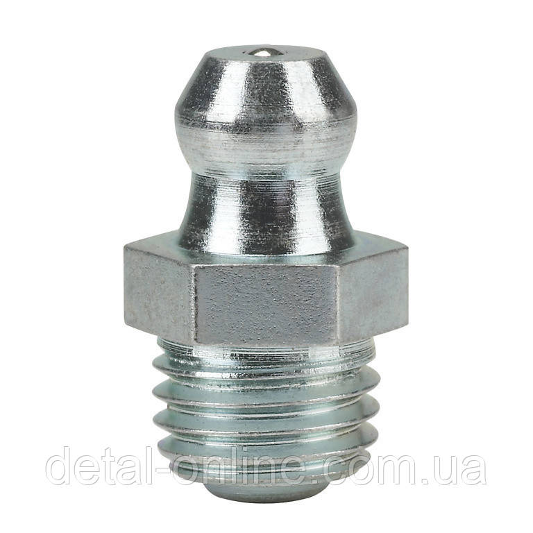 Пресс-масленка М6х1.0 прямая (10 шт)
