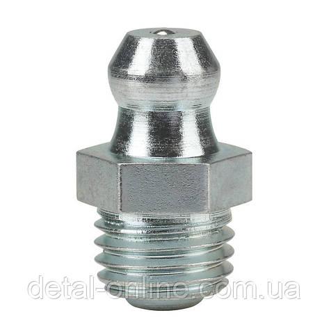 Пресс-масленка М6х1.0 прямая (10 шт), фото 2