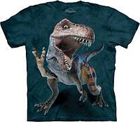 3D футболка The Mountain -  Peace Rex