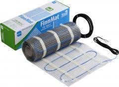 Нагревательный мат для пола FinnMat160, 6 м², 960 Вт