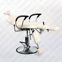 Кресло педикюрное SWEN на гидравлике, Педикюрное кресло гидравлическое SWEN