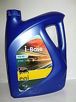 Масло моторное ENI I-Base 15W-40 (Канистра 4л)