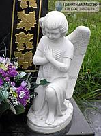 Детский памятник с ангелом № 2