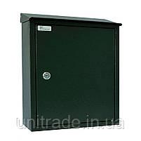 Ящик почтовый РВ-02 Ferocon, 29,5х38,5х11 см. серый , фото 2