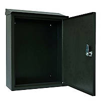 Ящик почтовый РВ-02 Ferocon, 29,5х38,5х11 см. серый , фото 3