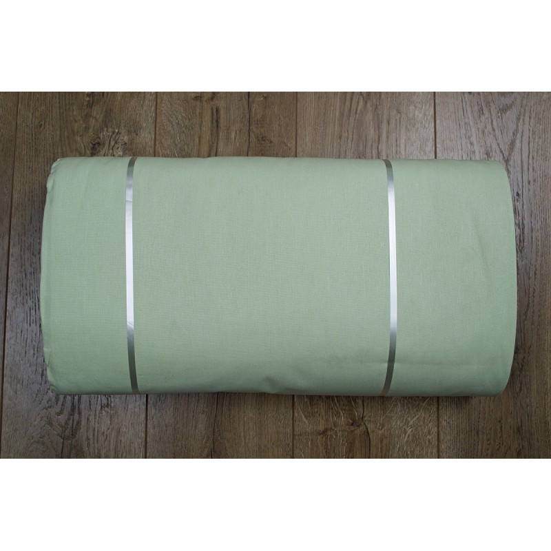 Ткань ранфорс premium Турция - светло-зелёный k34 (220 ширина)