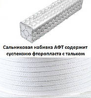 Сальниковая набивка АФТ 6х6мм