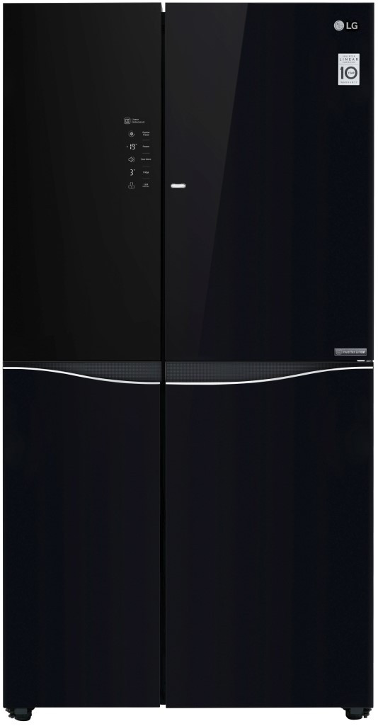 Холодильник  LG GSM860BMAV, фото 1