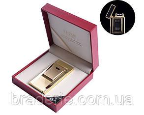 Электроимпульсная USB зажигалка Tiger 4336, фото 2