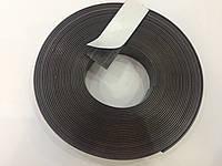 Магнитный винил с клеевым слоем. Рулон. 20х1,3мм 10,5 метров