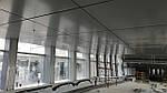 """Оформление интерьера перехода Аэропорта """"Борисполь"""""""