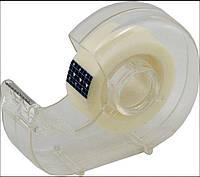 Скотч с диспенсером 18 мм.* 20 м., матовый (невидимый). BuroMax