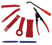 Инструменты для снятия обшивки (облицовки) авто (9 шт).