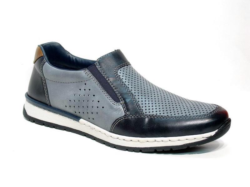 1ce80d0ad Мужские туфли RIEKER B5165-14, цена 1 715 грн., купить в ...