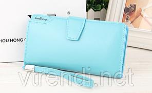 Женское портмоне Baellerry Business голубое
