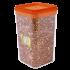 Емкость для сыпучих продуктов Алеана 1,3л, фото 3
