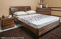 Кровать из бука Марита S двуспальная, фото 1