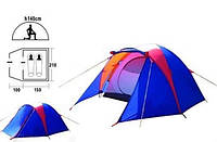 Палатка coleman x-art 3006 ( 2 места ), фото 1