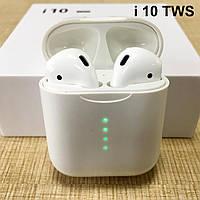 Наушники гарнитура TWS i10 true wireless, фото 1