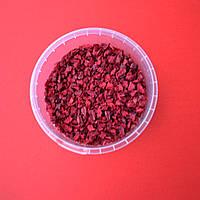 Сублімована вишня (шматочки 2-5 мм), 10 гр.