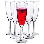 IKEA SVALKA Бокал для шампанского, прозрачный  (500.151.22), фото 3
