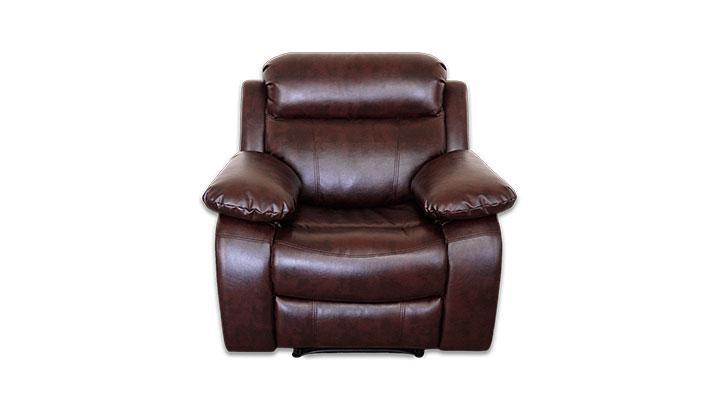 Шкіряне крісло Ліра