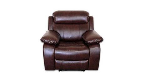 Шкіряне крісло Ліра, фото 2