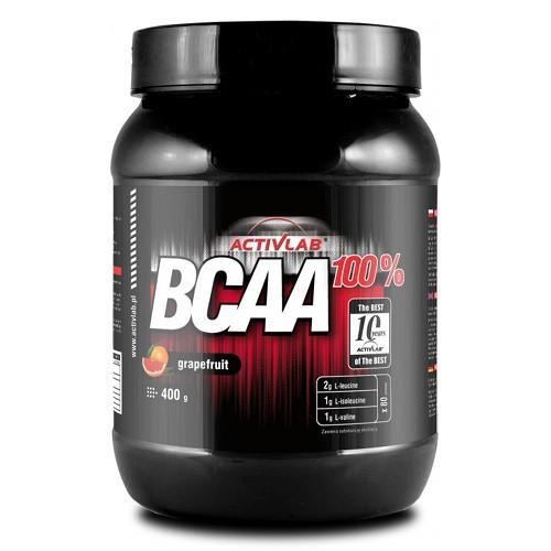 БЦАА Activlab BCAA 100% 400 g