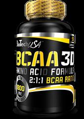 БЦАА BioTech BCAA 3D 90 caps