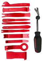 Инструменты для снятия обшивки (облицовки) авто (12 шт).