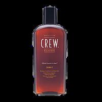 3-в-1 Средство по уходу за волосами и телом / 3-in-1 Shampoo, conditioner and body wash