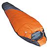 Спальный мешок Tramp Mersey оранж/серый L/R (TRS-038)