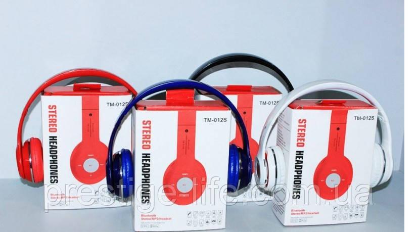 Беспроводные Bluetooth наушники JBL TM012