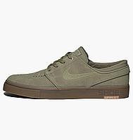 Женские кроссовки Nike SB Air Zoom Stefan Janoski Skateboarding Shoe Beige AH4233-200