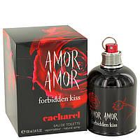 CACHAREL AMOR AMOR FORBIDDEN KISS EDT SPRAY 100ML
