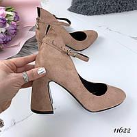 Женские нарядные туфли на каблуке , фото 1