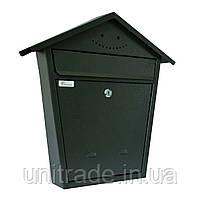 Ящик почтовый РВ-06 Ferocon, 43x47x7 см. серый , фото 2